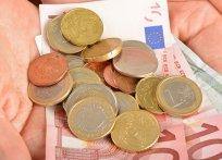 gotówka, euro